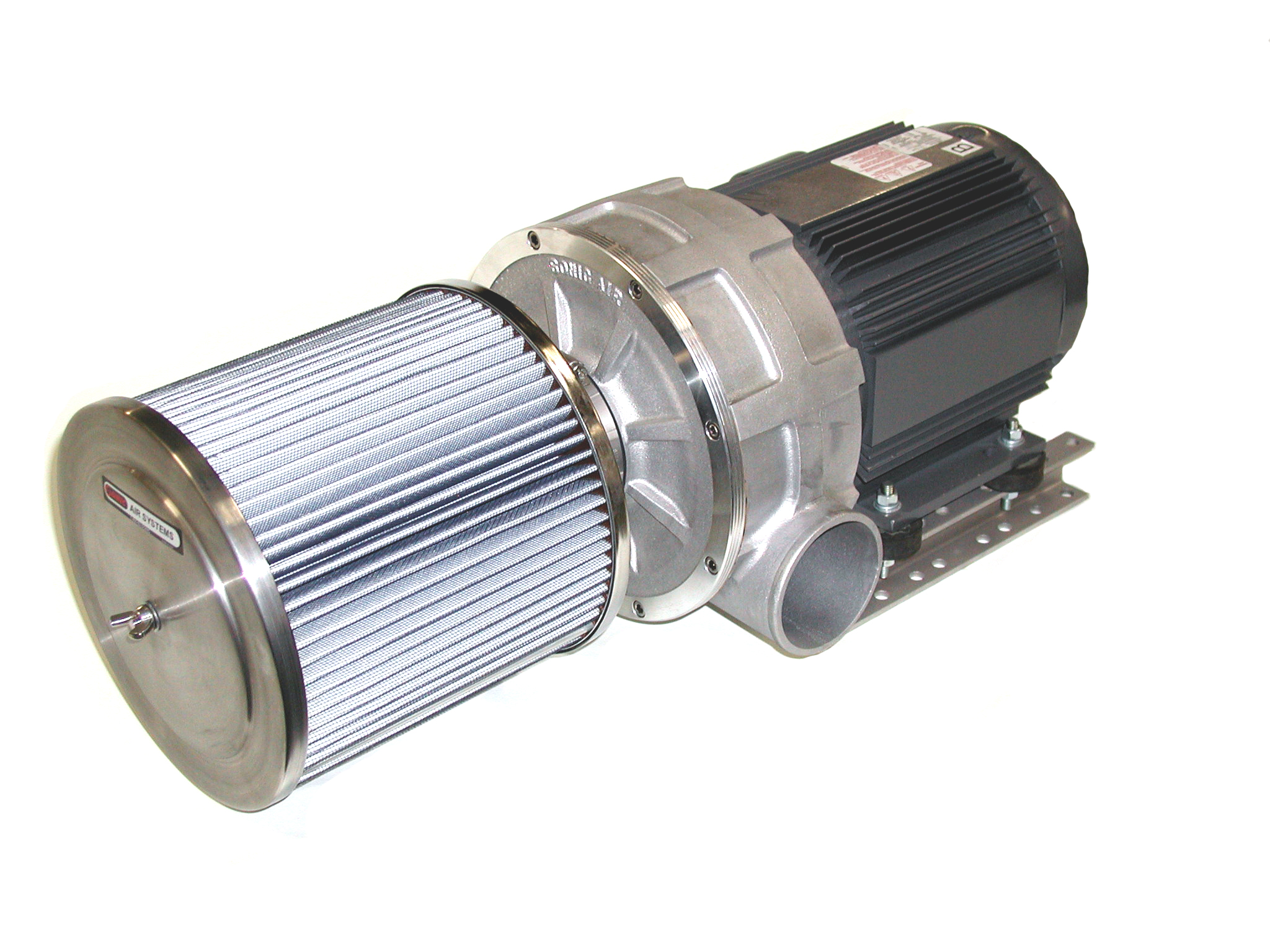 Centrifugal Fans And Blowers : Sonic air centrifugal blowers industrial