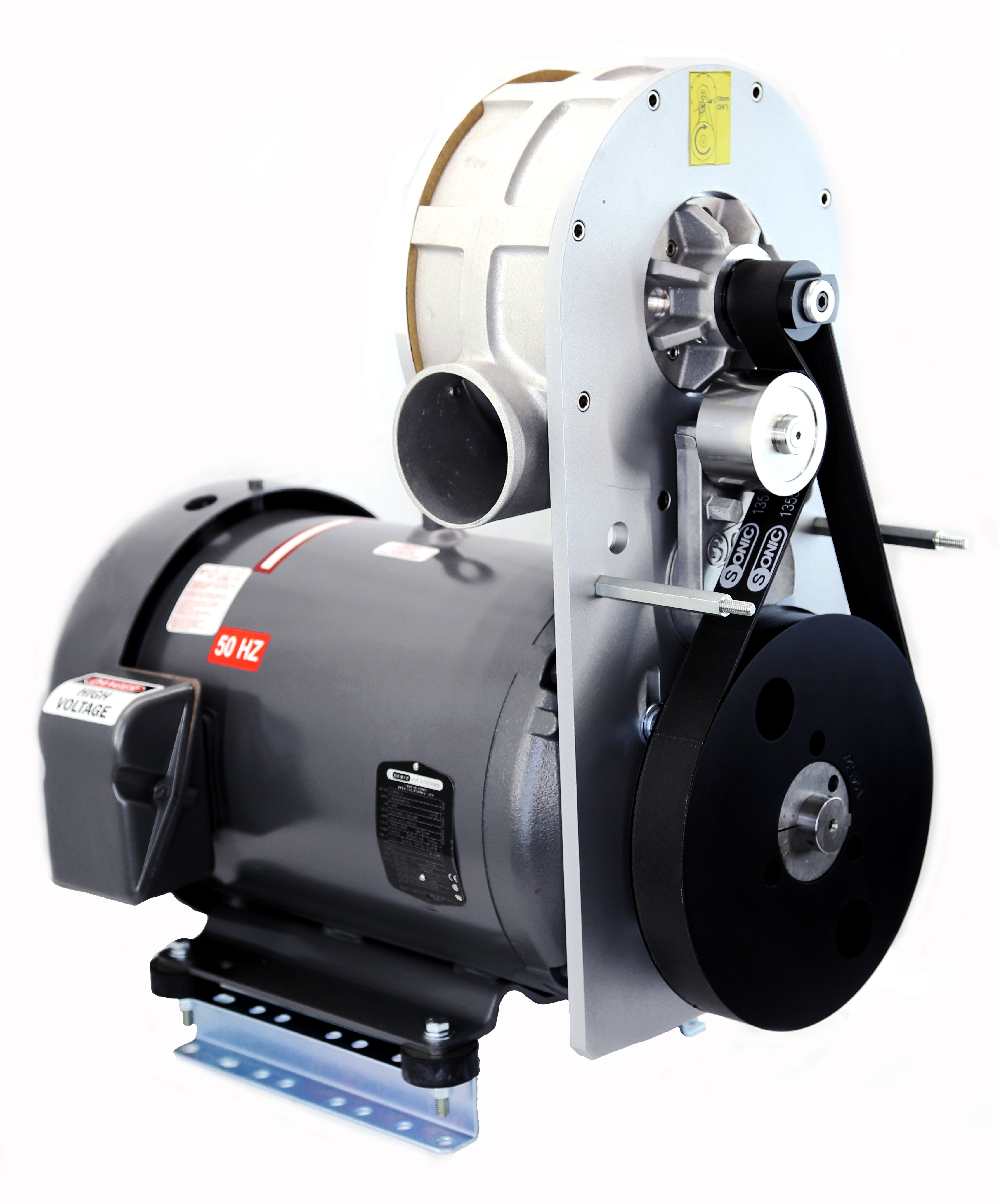 Engine Driven Centrifugal Blower : Sonic air centrifugal blowers industrial