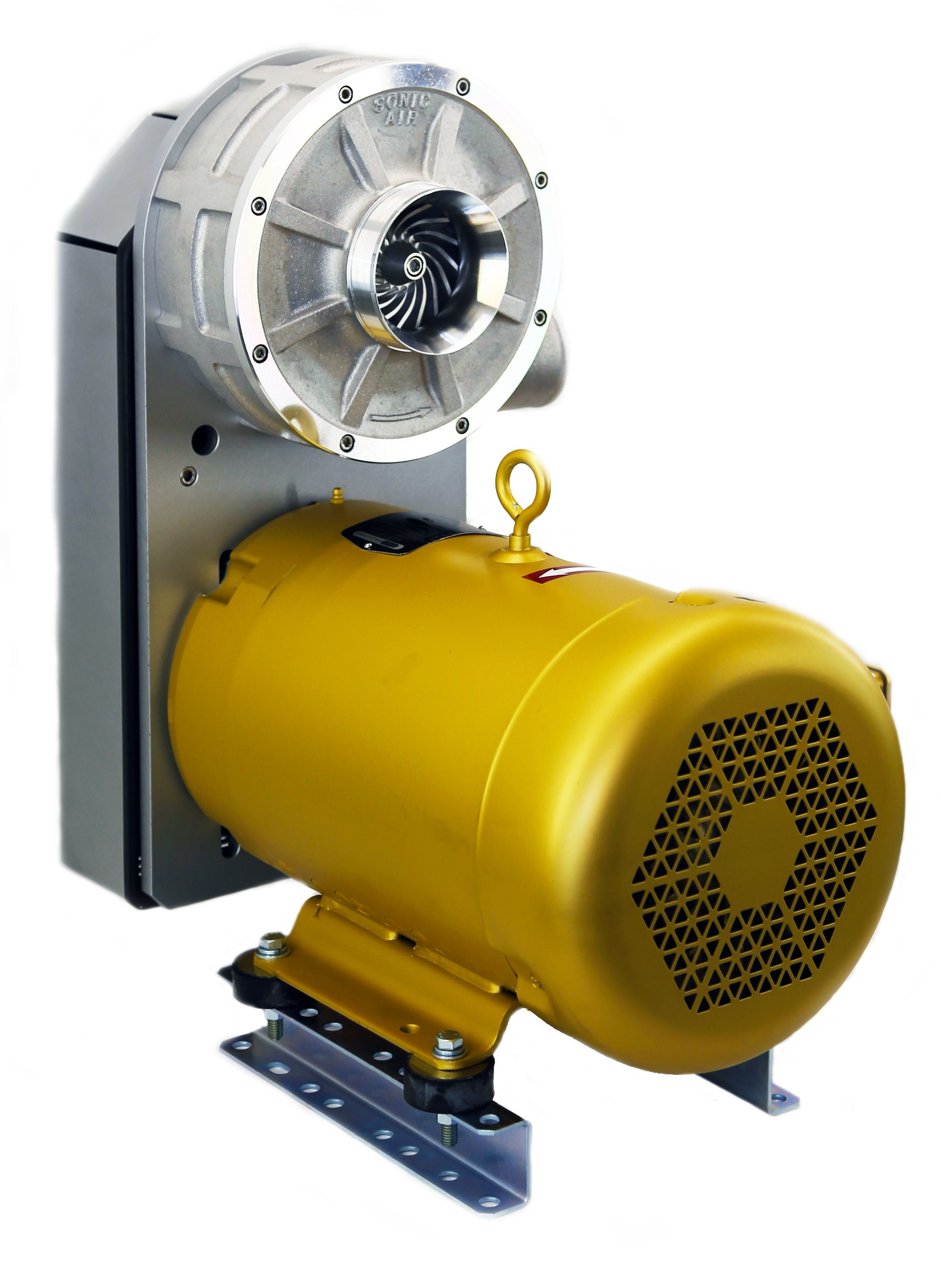 Air Blowers Fans : Sonic air centrifugal blowers industrial
