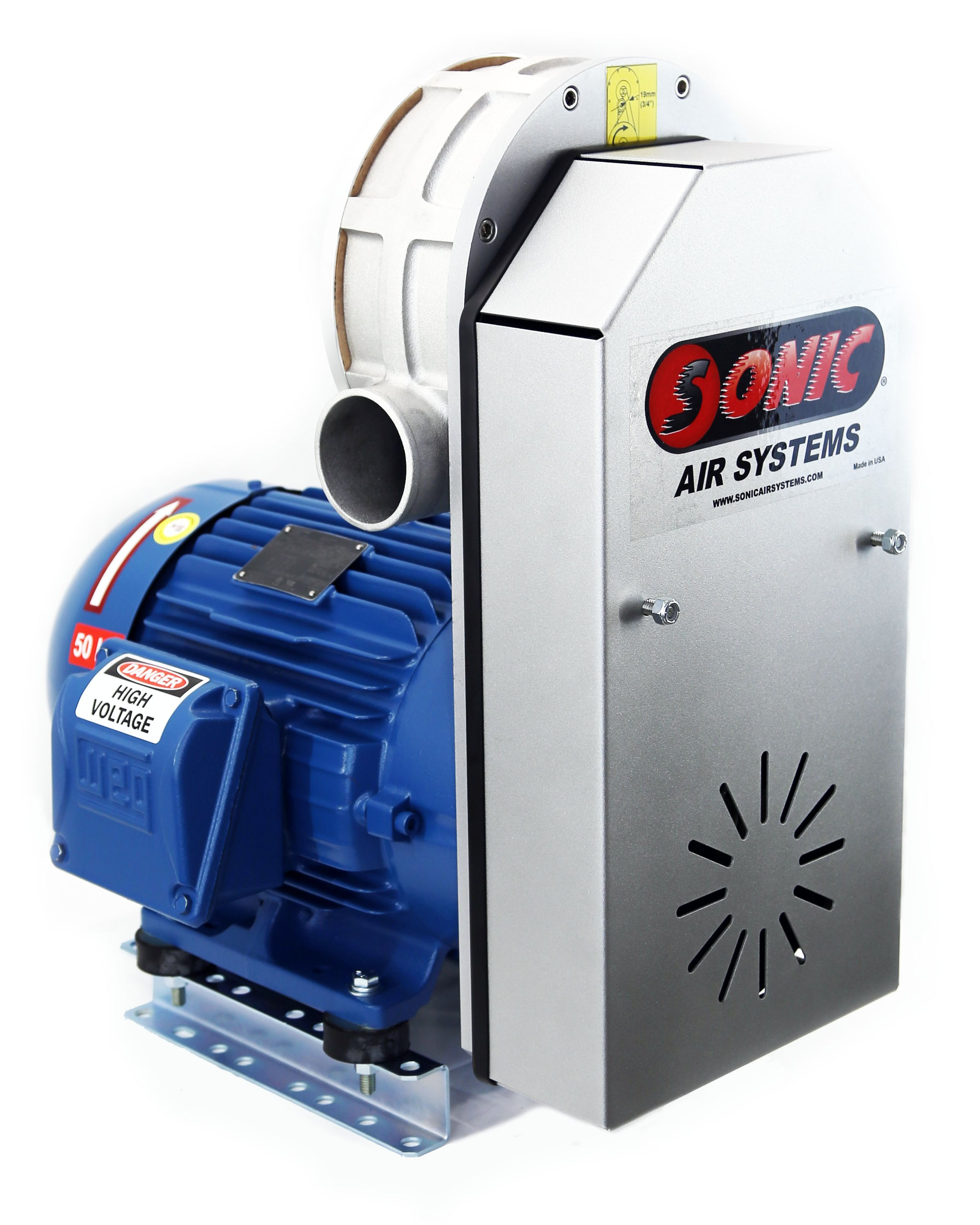 Sonic Air Centrifugal Blowers - Sonic Industrial Air Blowers - Sonic
